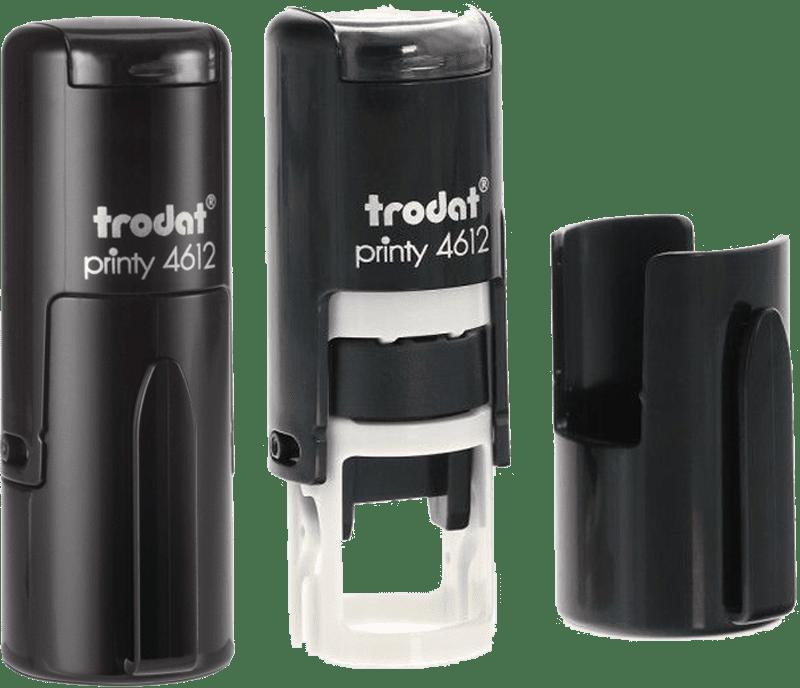 Печать автоматическая Trodat 4612 12 мм